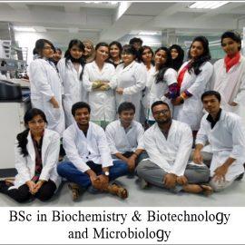SLS OPENS NEW BSc PROGRAM IN BIOCHEMISTRY & BIOTECHNOLOGY <BR> BSc IN MICROBIOLOGY